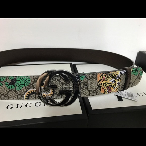 bf82680b8 gucci Accessories | Authentic Bengal Mens Belt | Poshmark